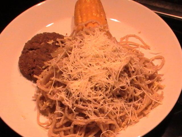 Reseptikuva: Miilunpolttajan spaghetti 1
