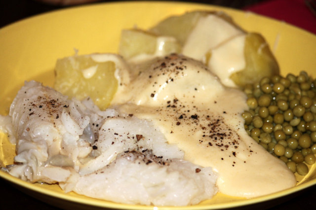Lipeäkala perinteiseen tapaan 1