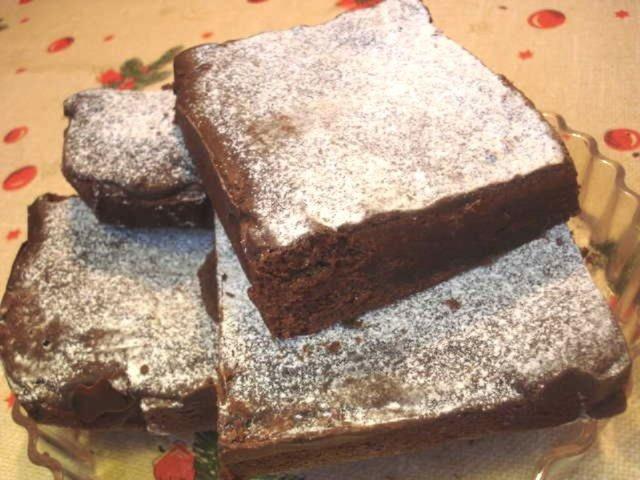 Suklaa browniet