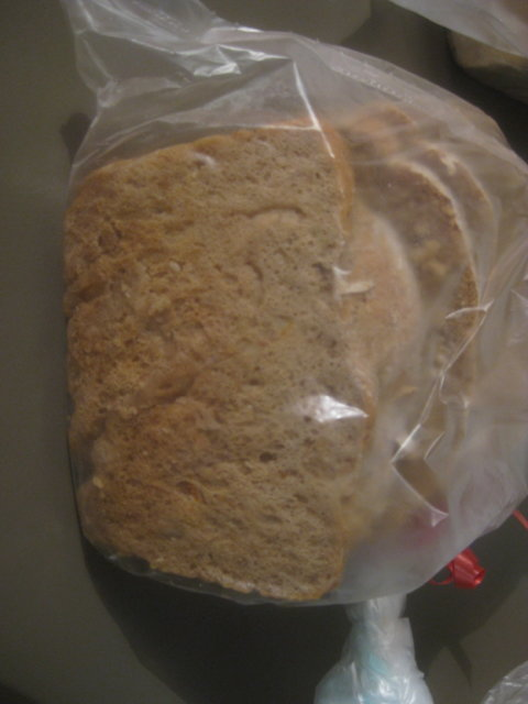 Reseptikuva: Gluteeniton vuokaleipä 1