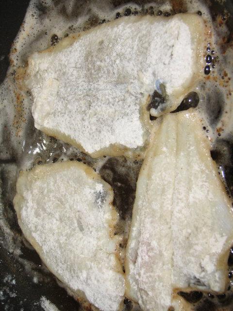 Reseptikuva: PunaKampelaa Katkarapukastikkeella 2