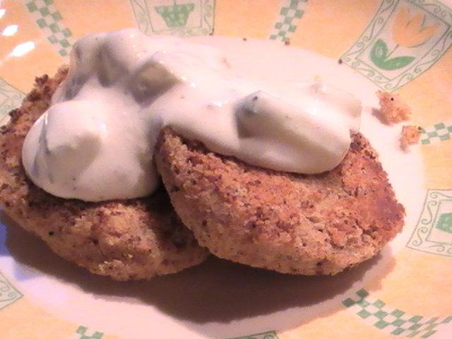Reseptikuva: Minun Falafel 1