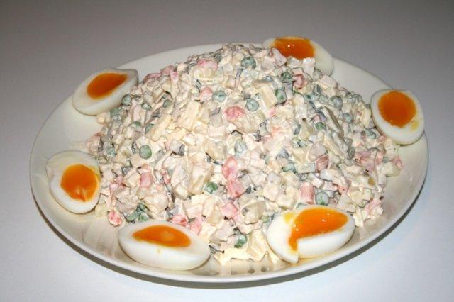 Venäläinen Salaatti