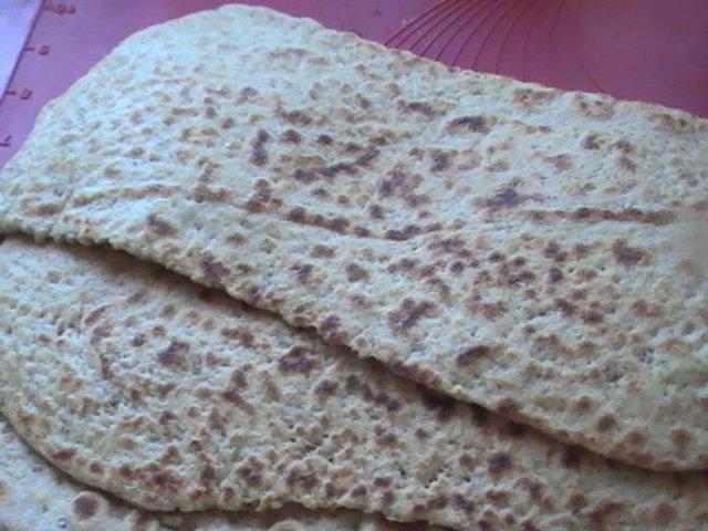 Rullarieskan taikina leipäkoneessa 4
