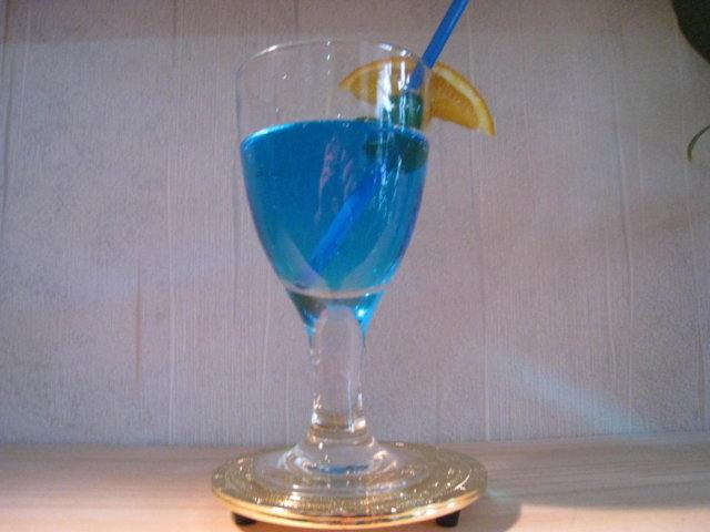 Reseptikuva: Blue Lagoon 1