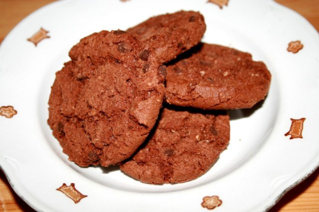 AMERICAN CHOCOLATE COOKIES