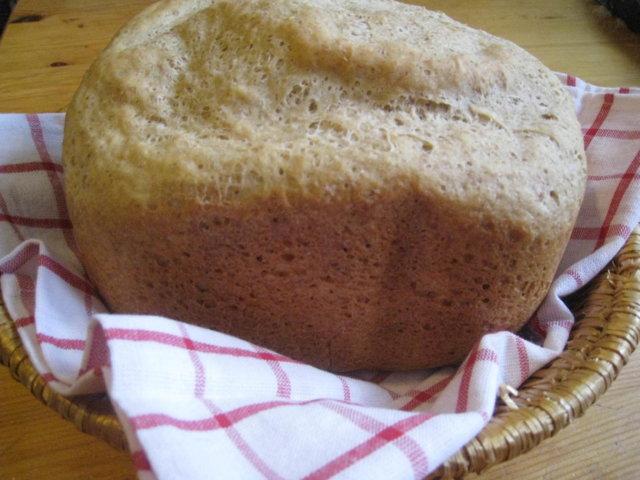 Reseptikuva: Valkosipulileipä Leipäkoneella 1