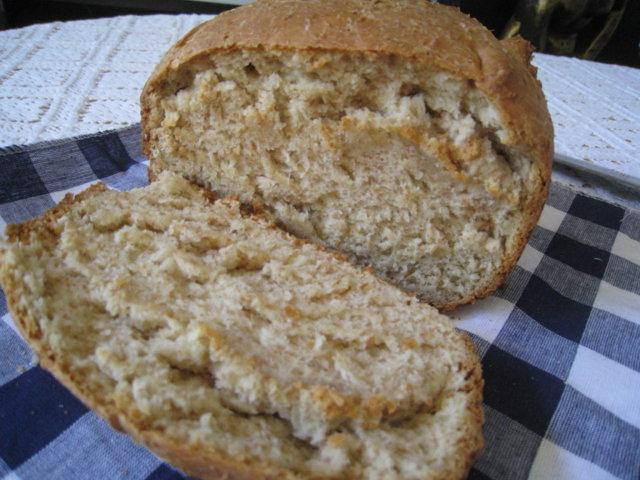 Reseptikuva: Valkosipulileipä Leipäkoneella 2