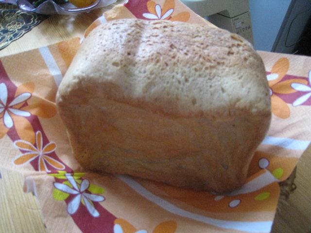 Hunajaleipä Koneella