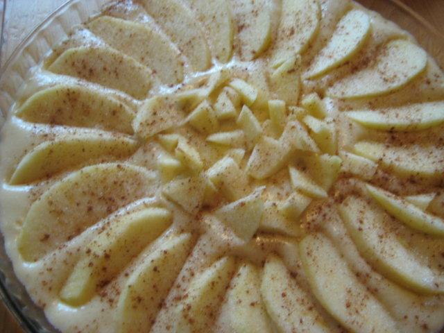 Kupsakka omenapiirakka 2