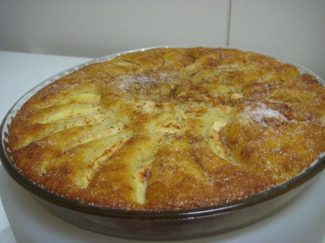 Kupsakka omenapiirakka 1
