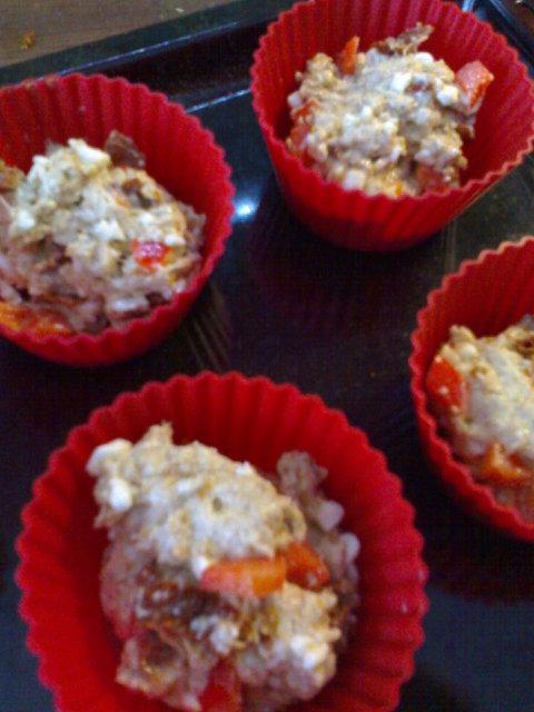 Picnic muffinsit - vege 2