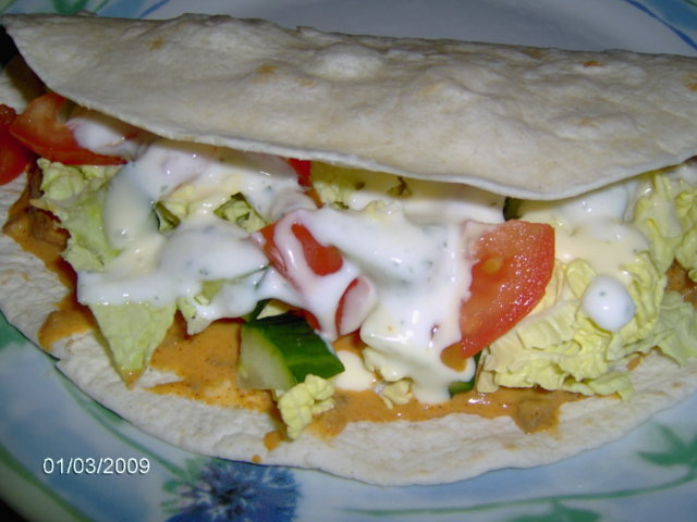 Reseptikuva: Tortillat 2