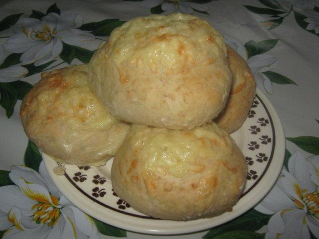 Reseptikuva: juustosämpylät 1