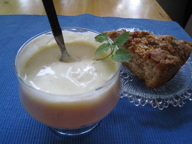 Reseptikuva: Hunajainen Vaniljakastike 1