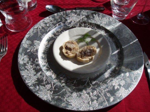 Tryffeli -hanhenmaksa alkupala, helppo&ylellinen 3
