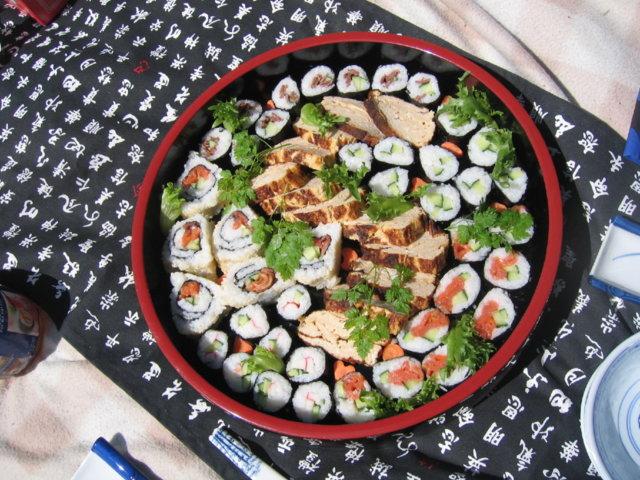Reseptikuva: Japanilainen rullamunakas -tamagoyaki 3