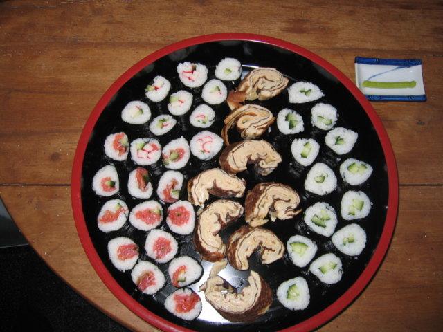 Reseptikuva: Japanilainen rullamunakas -tamagoyaki 2