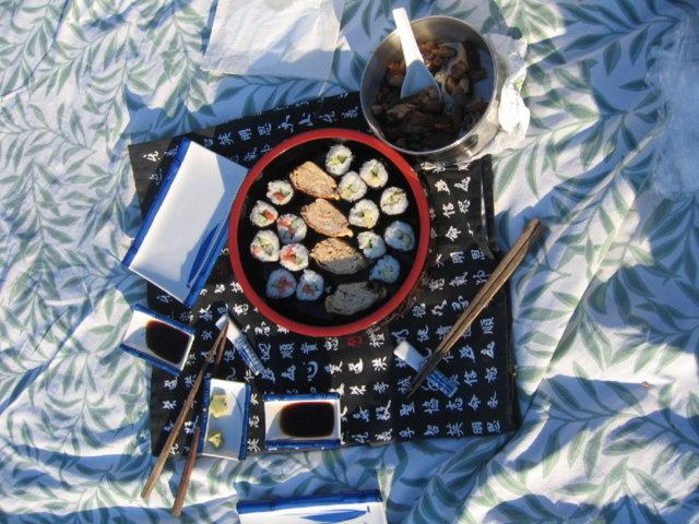 Reseptikuva: Japanilainen rullamunakas -tamagoyaki 4