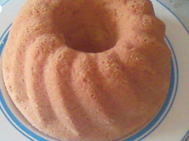 Maissijauhokakku 1