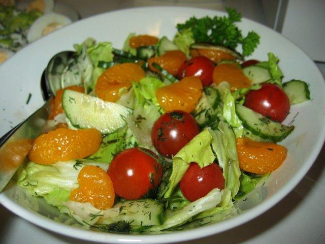 Nopea salatti 1
