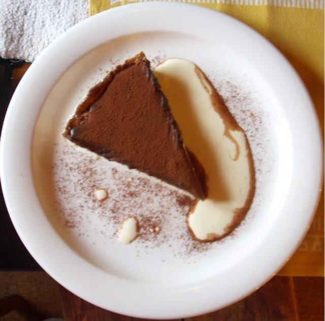 Suklaapiirakka