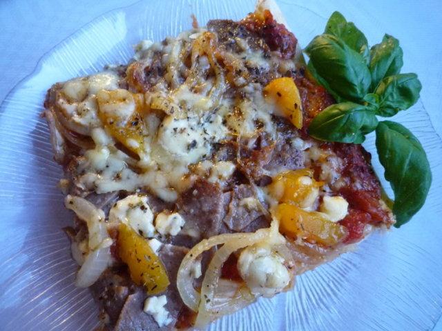Kebabpizza (30.4.09) 2
