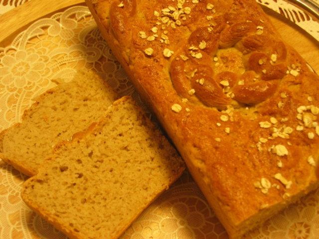 Leipää Munajuustoherasta 3