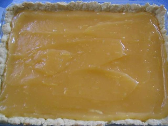 Sitruunapiirakka