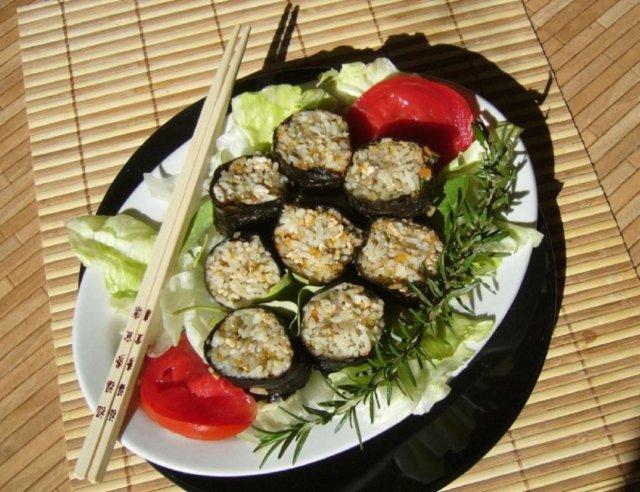 Reseptikuva: Gomoku Sushi 1