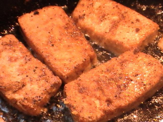 Reseptikuva: Tofua pähkinällä, Vegaani 2