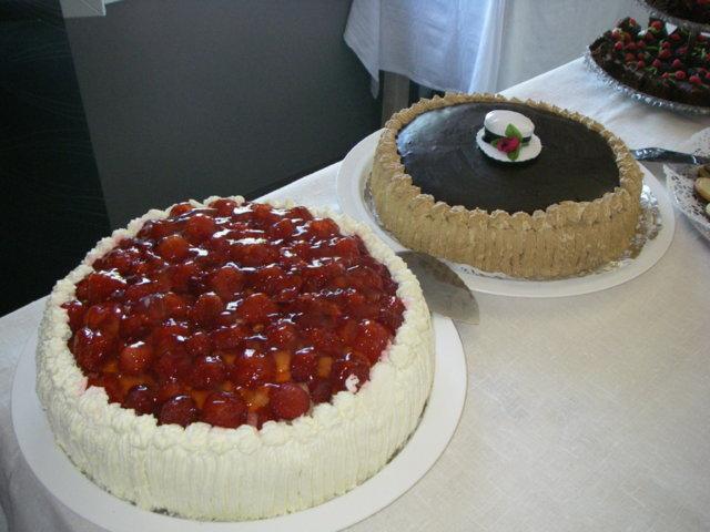 Reseptikuva: mokka-lakka kakku 1