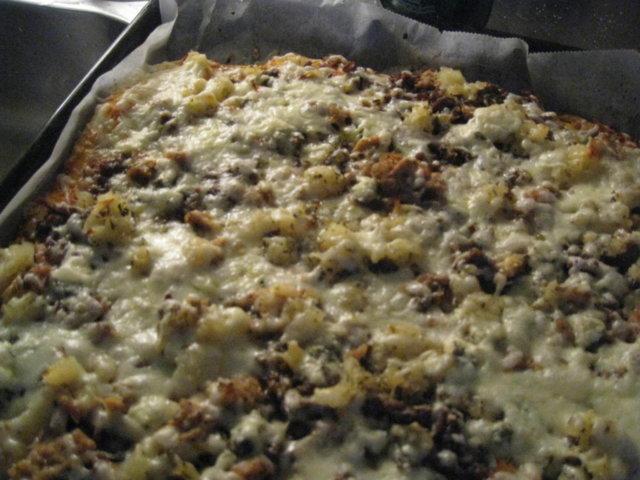 Reseptikuva: PizzaPohja Leipäkoneella 1