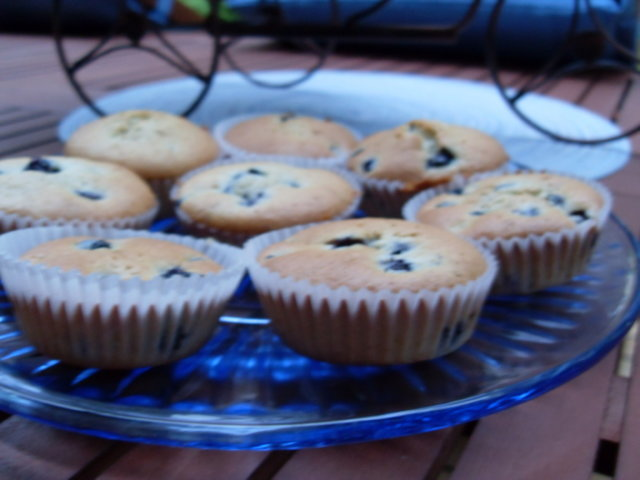 Reseptikuva: Vaniljamuffinit 1