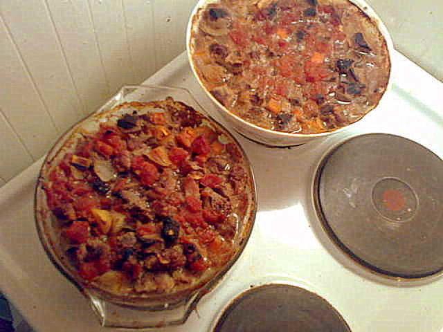 Reseptikuva: Burgundin tomaattinen sikahirvipaisti 1