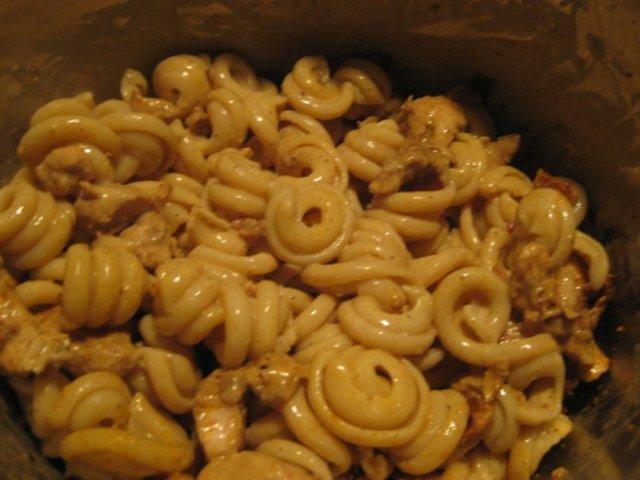 3 juuston ruokakerman kana-pasta 1