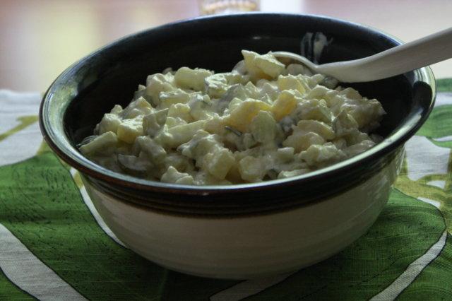 Tarja-siskon perunasalaatti 1