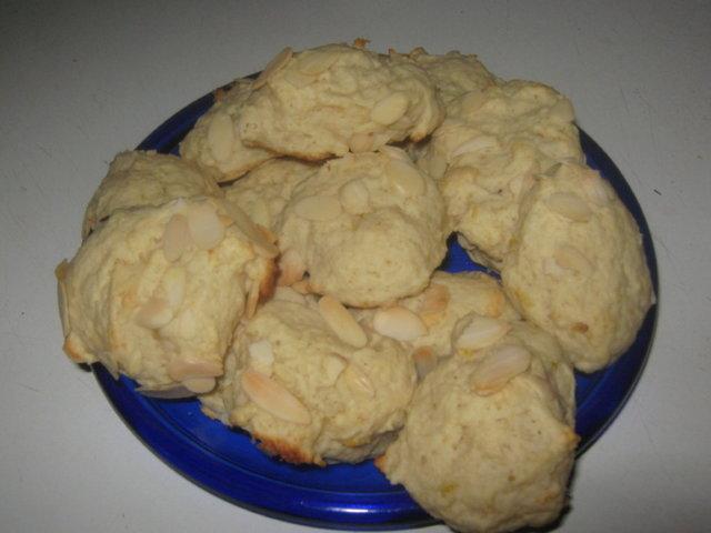 Reseptikuva: Sitruunaiset pikkuleivät 1
