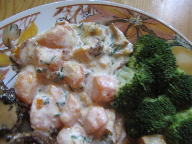 Reseptikuva: Porkkana/Kanttarelli Lisuke 1