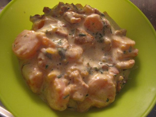 Reseptikuva: Porkkana/Kanttarelli Lisuke 2