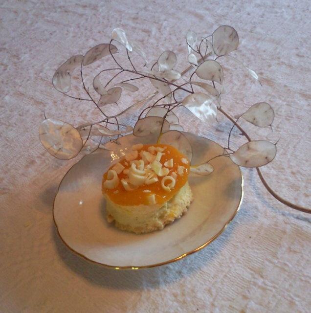 Jumalainen juustokakku