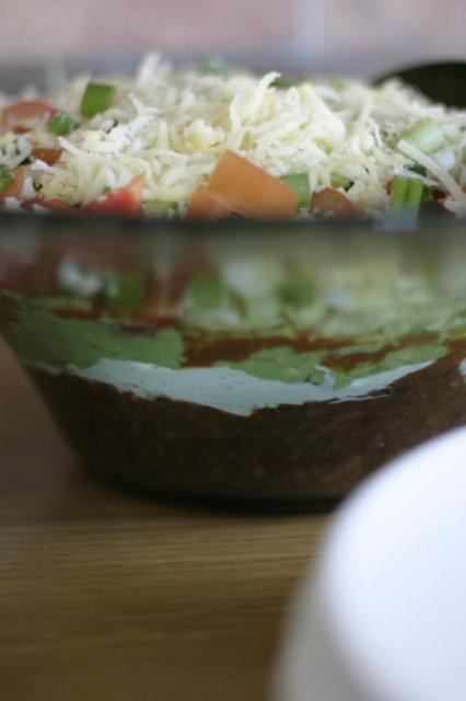 Reseptikuva: Nacho salaatti 1