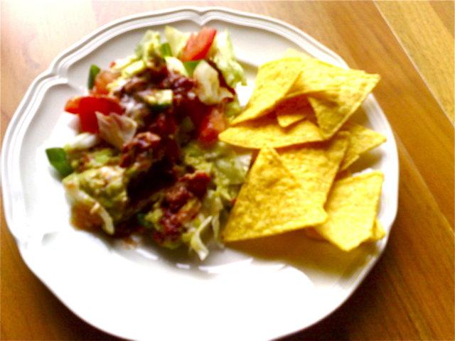 Reseptikuva: Nacho salaatti 3