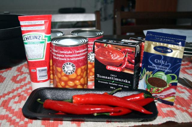 Reseptikuva: Chili Con Carne 6