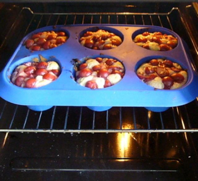 syksyn marjapiirakka / -muffinit