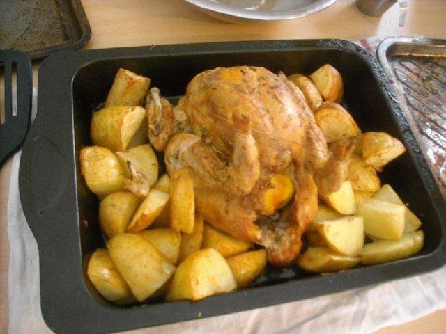 """Ehkä maailman paras """"Roasted Chicken"""" 1"""