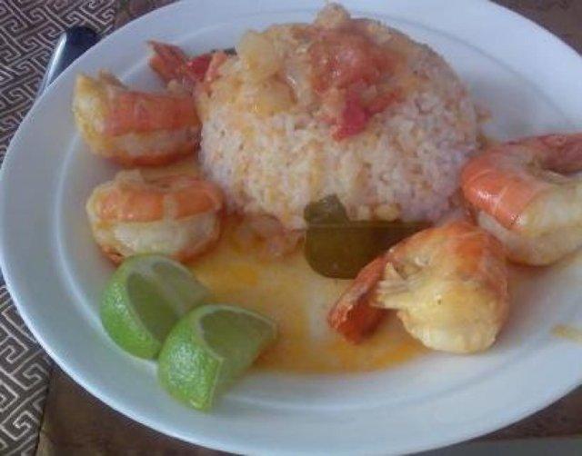 Reseptikuva: Punainen thaicurry 1