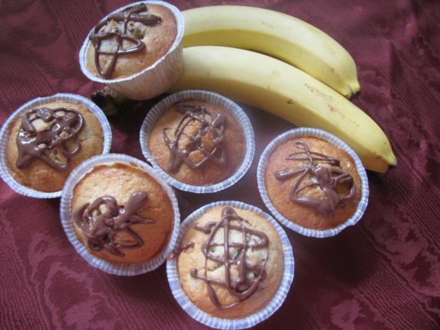 BanaaniMuffinsit