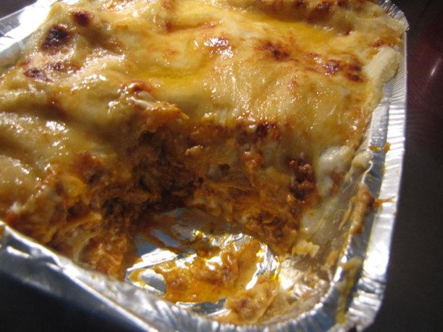 Reseptikuva: Lasagne 3