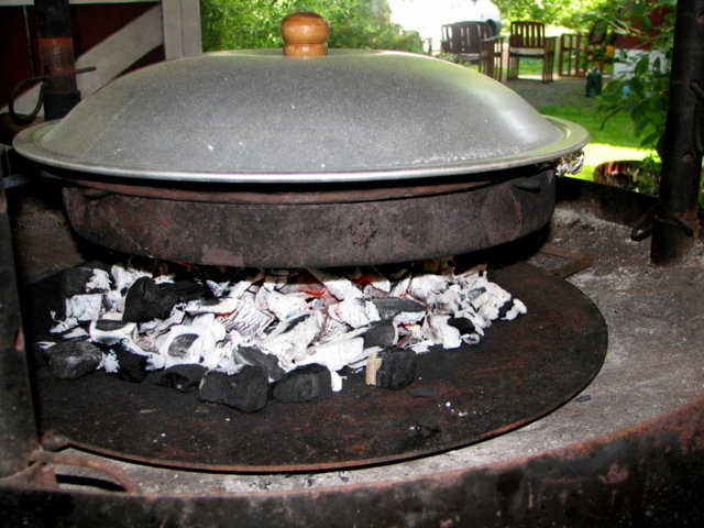 Possun Sisäfile Grillissä